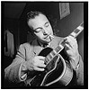 Django Reinhardt - Public Domain - Library of Congress - Gottlieb Collection