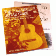 Folksinger's Guide by Jerry Silverman