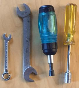 banjo tools