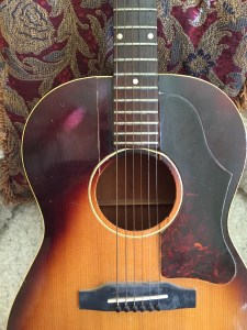 Gibson LG-1 crack due to humidity and mistreatment