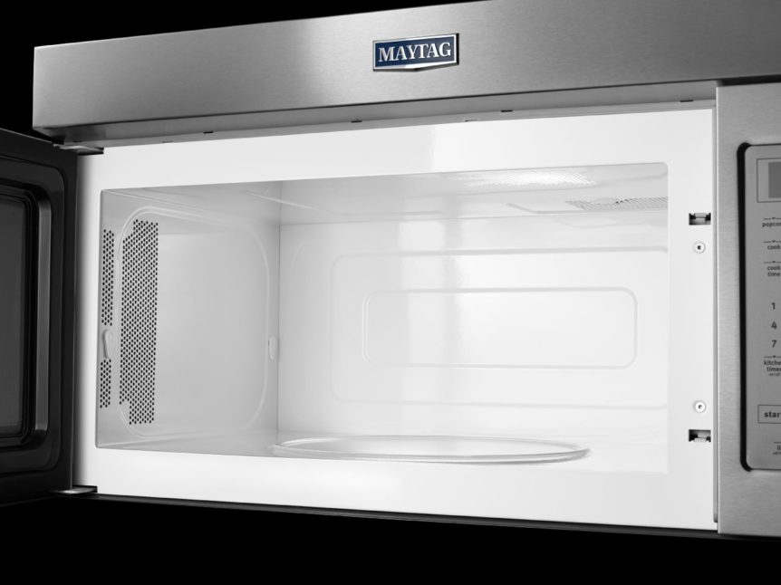 how to change a microwave light bulb