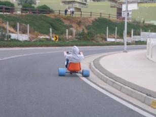 Fader Trike. Video is here: www.youtube.com/watch?v=PwGKQ8p1XKo