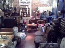 Antiques and interesting stuff in San Telmo neighborhood