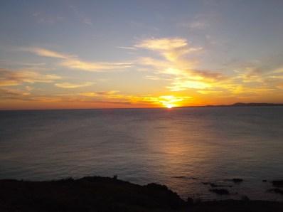 Sunset from Casa Pueblo