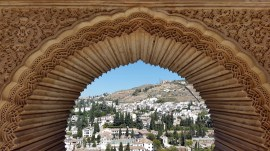 Pretty picture taken from Alhambra