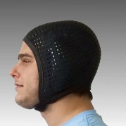 spider headgear wrestling cap