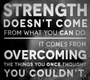 Strength-Motivational