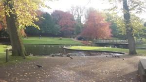 Pavilion Gardens, Buxton