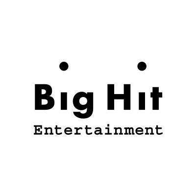 BTS所属のBigHitエンターテインメント ロゴイメージ