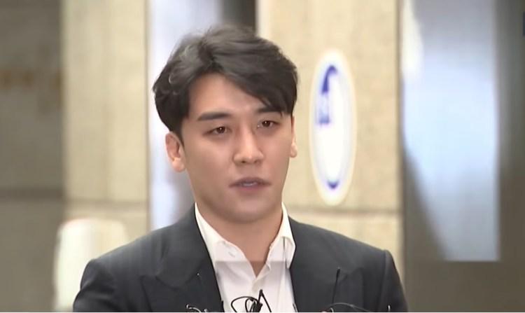 再び疑惑に注目が集まり始めたBIGBANG(ビックバン)のメンバー、V.I(スンリ)