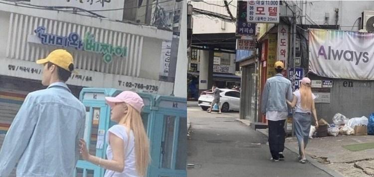 MOMOLAND ジュイ 熱愛説