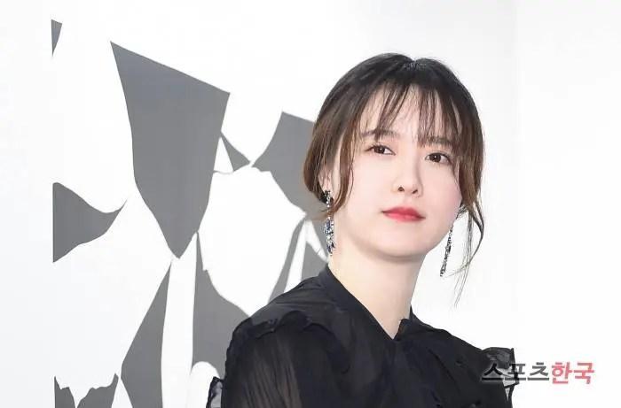俳優アンジェヒョンと離婚訴訟中の女優 クヘソン