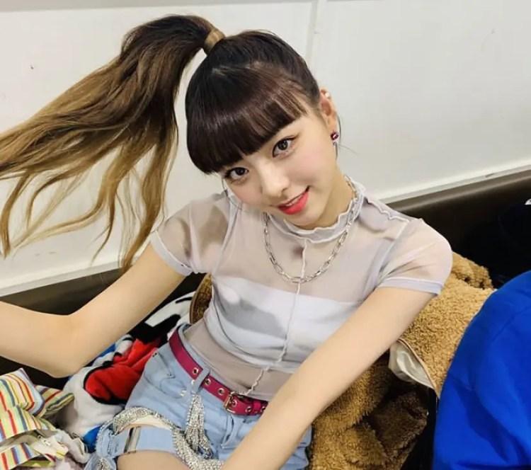 韓国でぱっつん前髪が再び流行