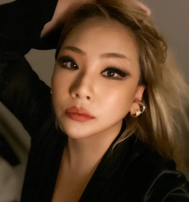 2NE1出身 CL