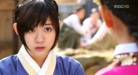 女優ユン・スンアの幼少時代を演じたソ・ジヒ
