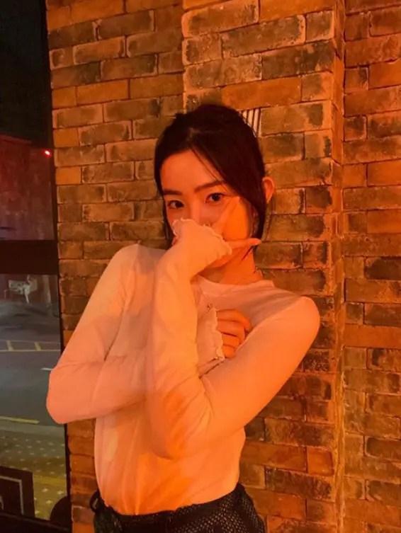 Red Velvetアイリーンインスタグラムを更新