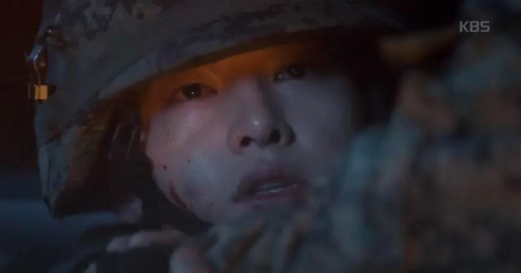 ユ・シジン役を演じた俳優ソンジュンギ