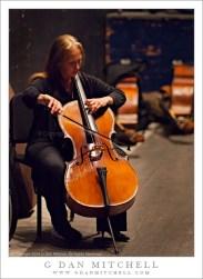 Cellist Louella Hasbun