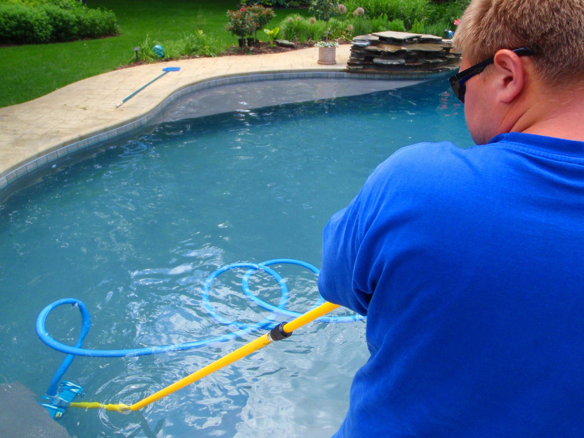 Swimming Pool Maintenance  Danna Pools Inc