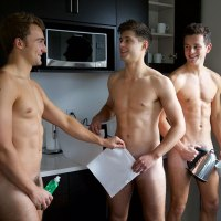 Watch: Christmas Wish Granted - Warwick Rowers Go Full Uncut Peen #NSFW