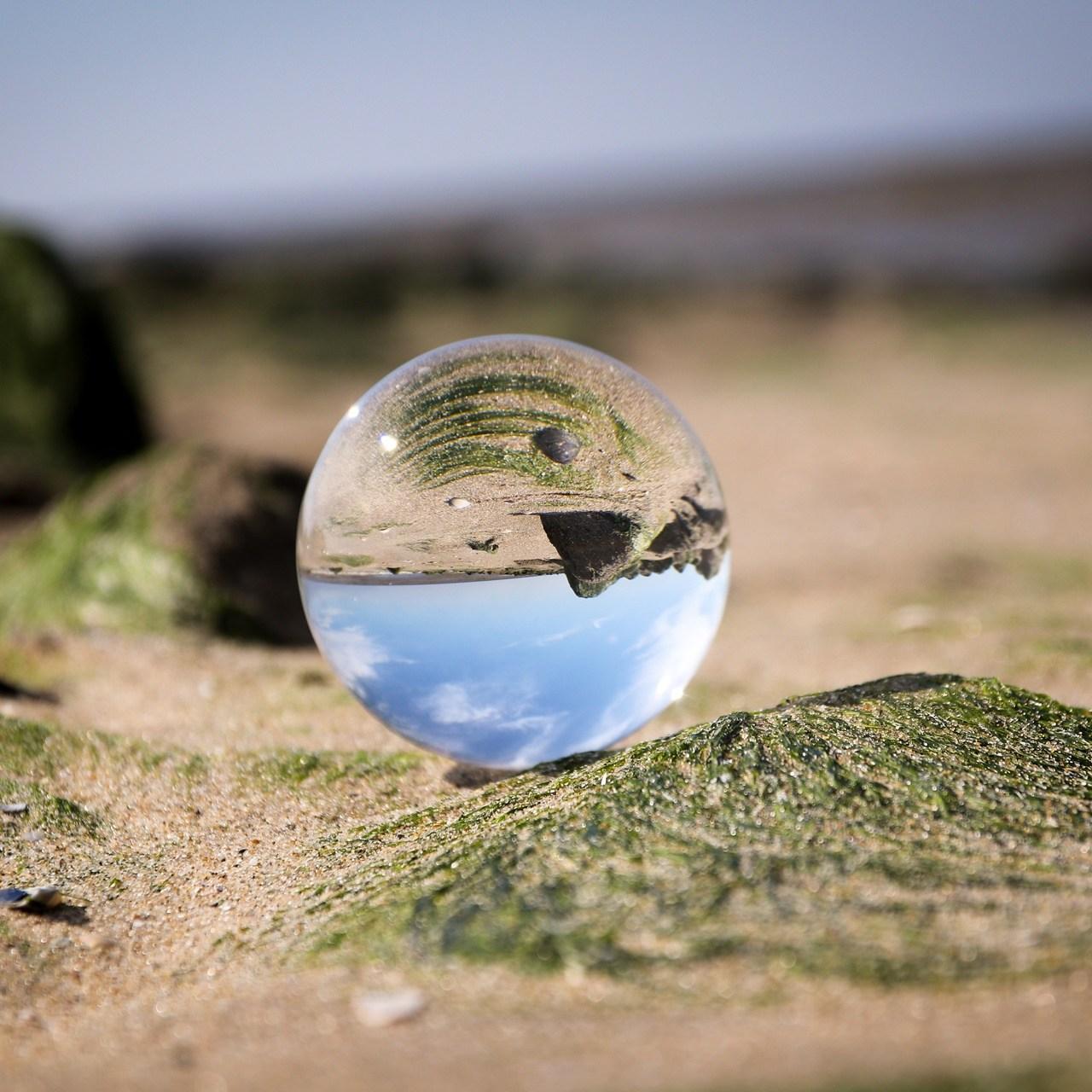 Lensball Rocks