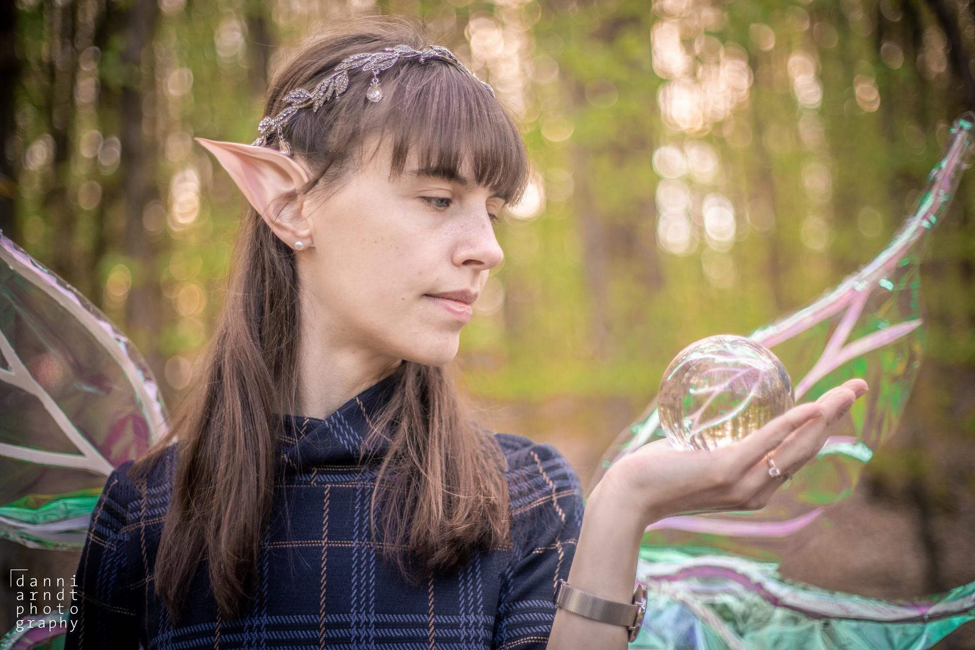 Fantasy Shooting Elfe Fee Svenja casual