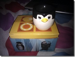 Penguin Egg Cup