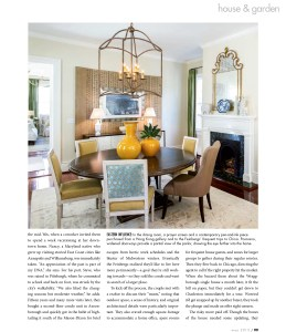 Charleston Magazine - Dann Foley, Dann Inc, Dann Foley, Interior Design, Decorate, Renovate, Remodel