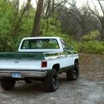 Chevy K10 Truck Restoration Conclusion Dan Nix