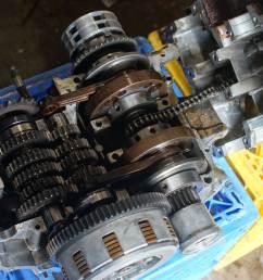 cb200 wiring diagram wiring diagram1974 honda cb200 cl200 engine rebuild tutorial dan nix mix honda cb200 [ 1800 x 1200 Pixel ]