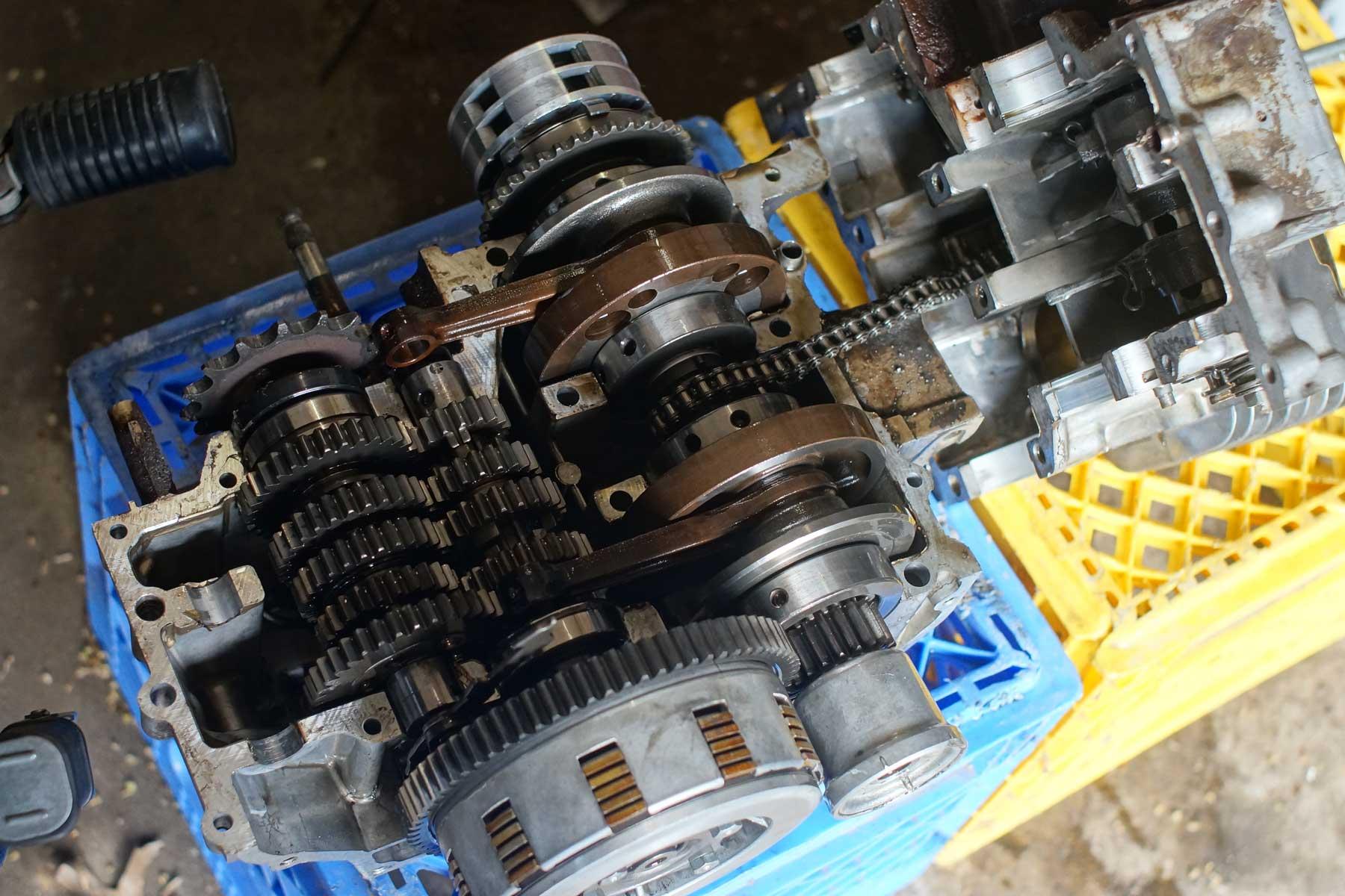 hight resolution of cb200 wiring diagram wiring diagram1974 honda cb200 cl200 engine rebuild tutorial dan nix mix honda cb200