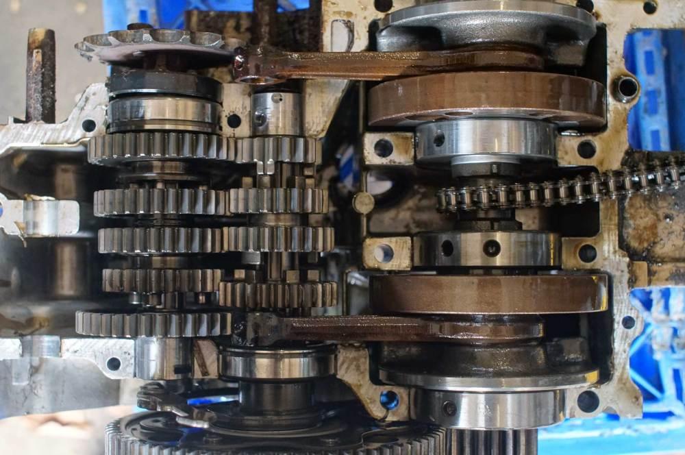 medium resolution of motorcycle gearbox failure