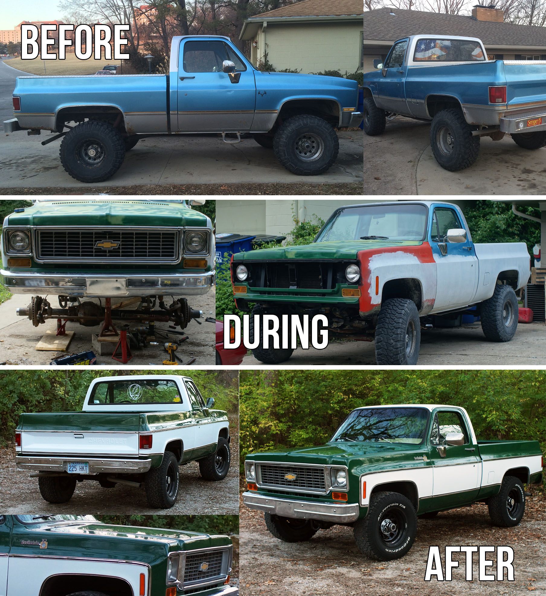 hight resolution of 1982 chevy k10