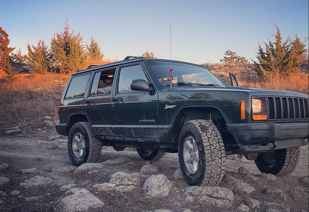 medium resolution of  97 jeep cherokee xj 4x4 overland rig fuel economy hypermiling