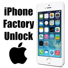 iPhone unlocking