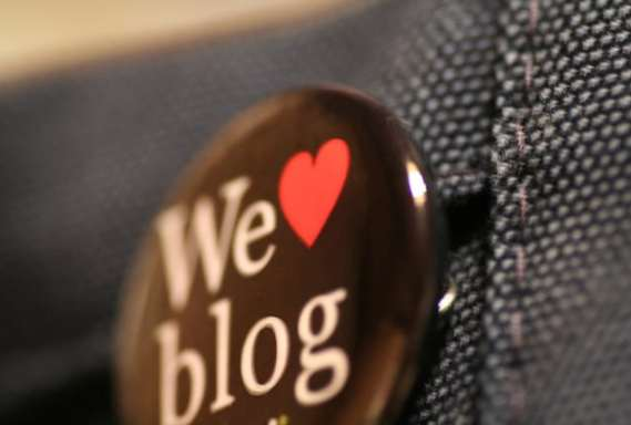 We love blogs and the 7 day blog challenge