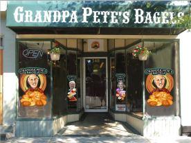 Grandpa Pete's Bagels