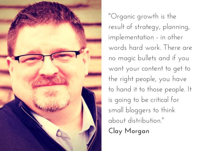Clay Morgan on the Future of Content Distribution