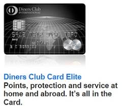 Diners Club Elite