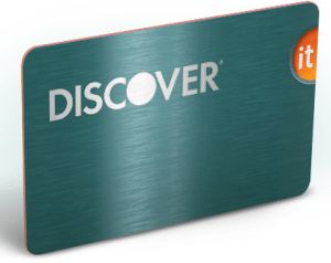 Discover It Card, $50 Sign Up Bonus