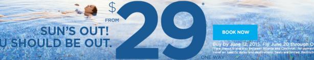 Frontier Airlines 29