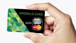 H&R Emerald Card