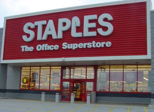Last Day for Staples Gift Card Deals