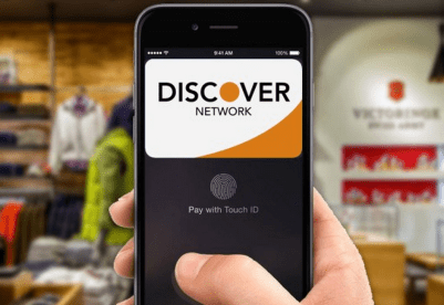 Discover coming to Apple Pay
