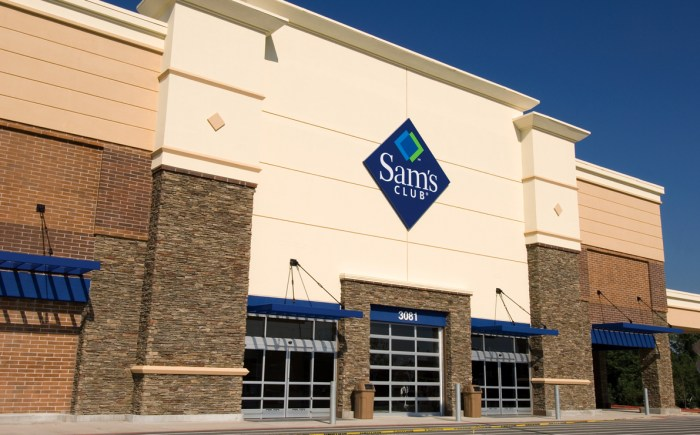 Discounted Sam's Club Membership