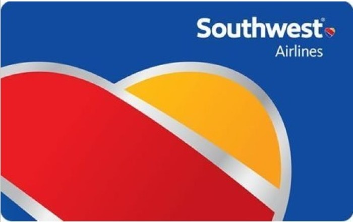 discounted southwest gift cards
