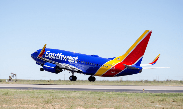 Southwest Rapid Rewards Shopping Portal, Get up to 2,000 Extra Points