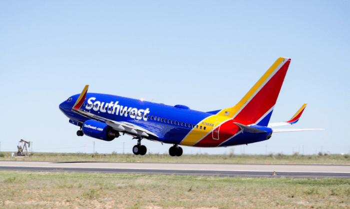 Southwest Summer Sale