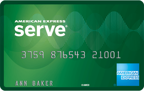 Amex Cards No Longer an Option for Serve Backup Funding