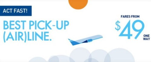 JetBlue Cheeps on Twitter   High  Fly here often  Let's take off   land a low fare together  Just book by 3 10   Restr https   t.co 0bMv5lKxEg